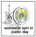 Worldwide Spin In Public Day
